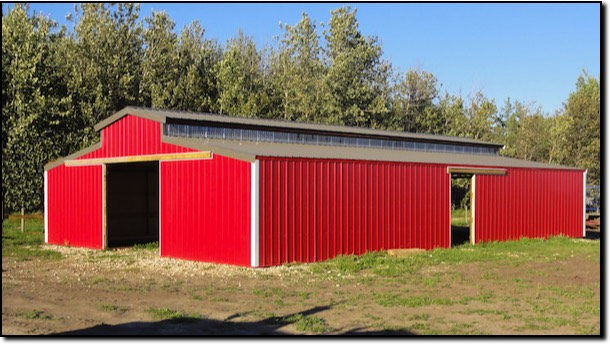 de barns pin steel sheds and casa livable stables