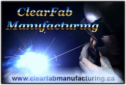 Clearfab Manufacturing Logo
