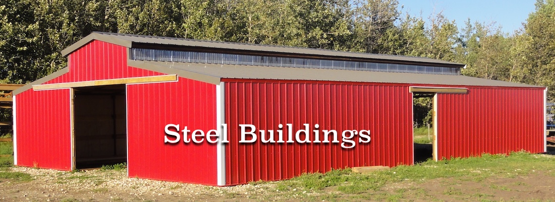 steel Sheds and barn consturction