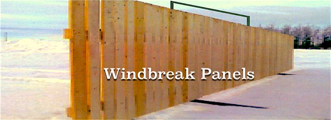 Windbreak Panels for sale